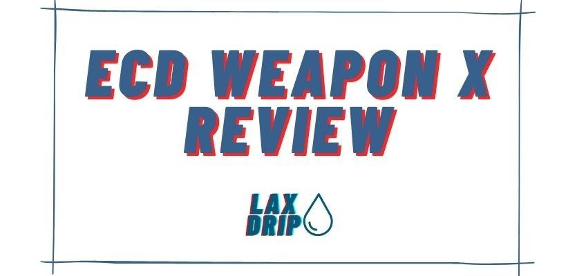 ecd weapon x review