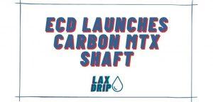 ECD Launches Carbon MTX Shaft