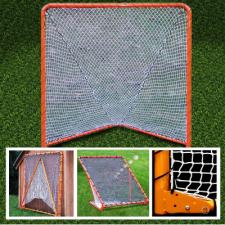 EZGoal Lacrosse Folding Goal (Folding Goal)
